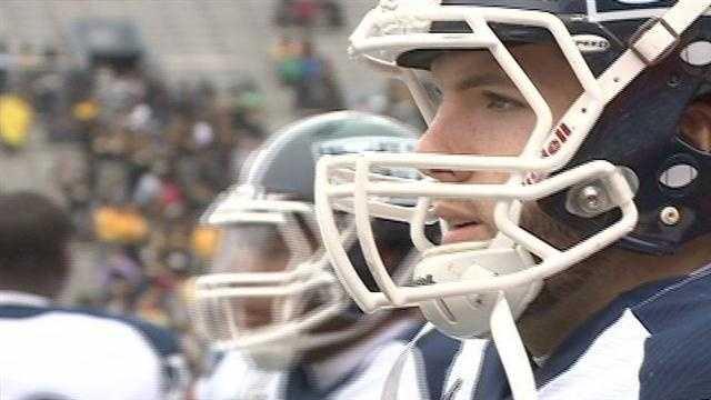 JSU quarterback