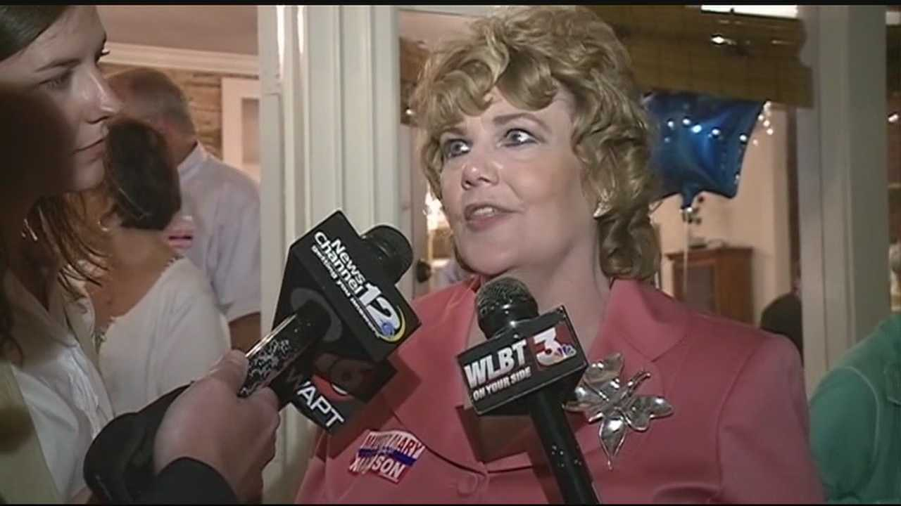 Madison Mayor Mary Hawkins Butler won a ninth term in 2013.