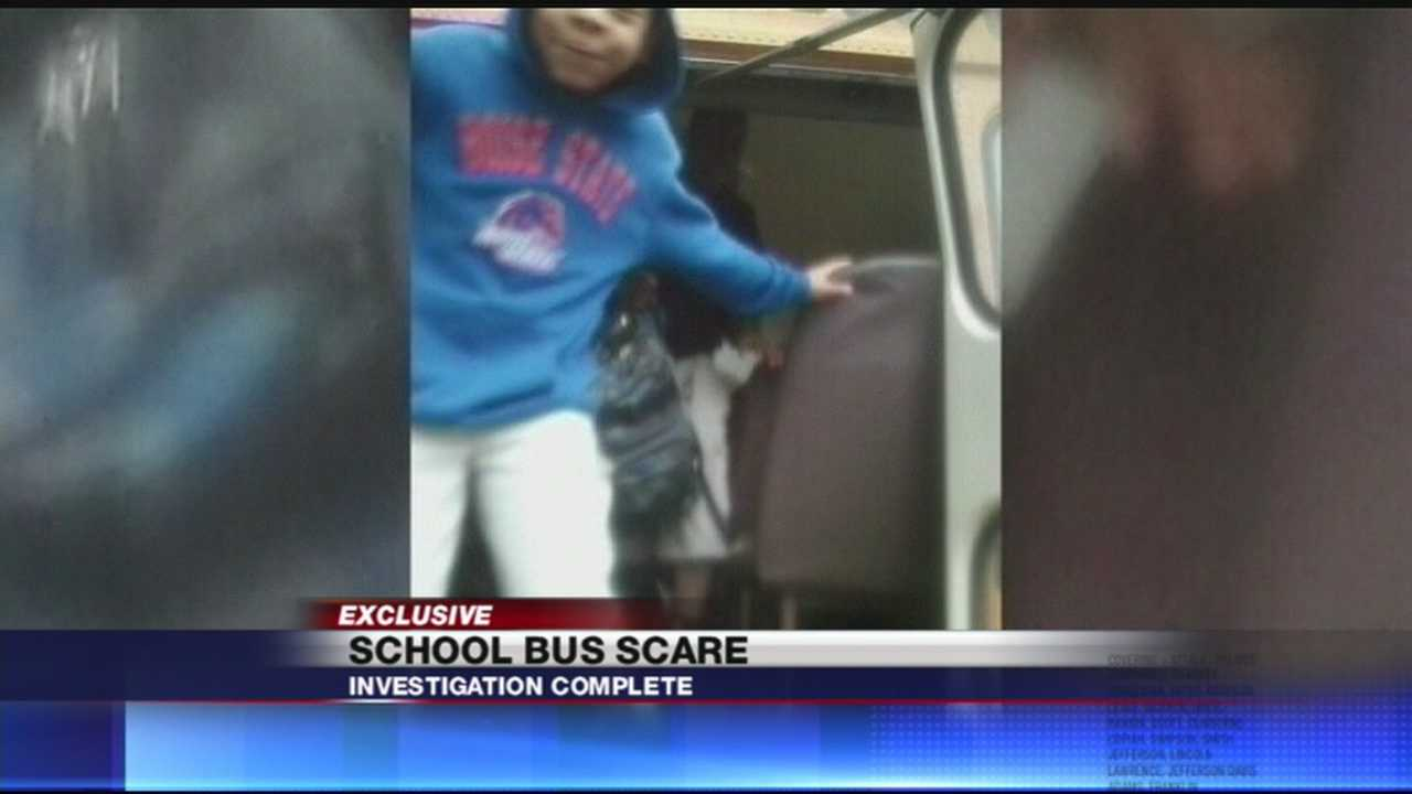 We begin with a 16 WAPT exclusive.  Jackson Public Schools has completed its investigation into this school-incident caught on camera.  Our report a week ago prompted action from JPS, after we aired this video.