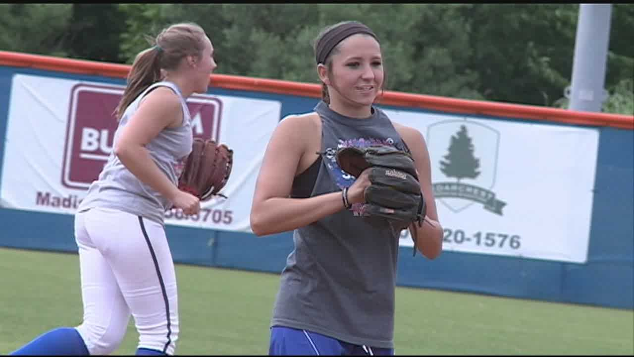 Madison Central's quest for a fourth consecutive fast-pitch state title.