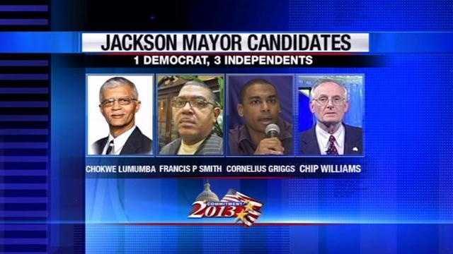 Jackson mayoral candidates