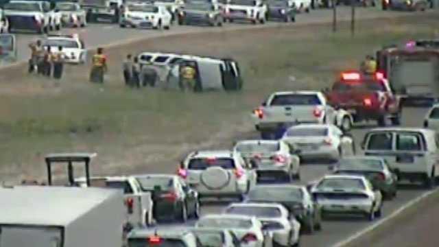 MDOT 55 Madison co. crash