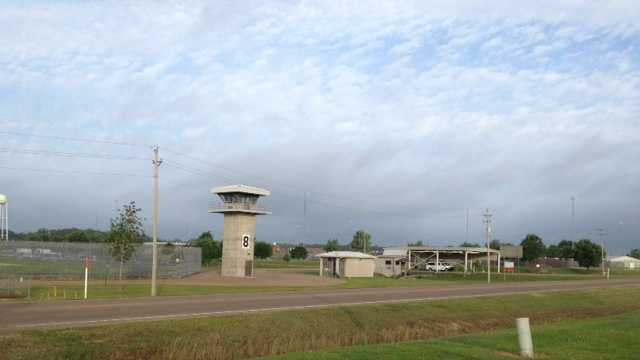 Central Mississippi Correctional Facility, Rankin County prison