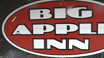 The newspaper suggested a stop at the Big Apple Inn, which opened more than 70 years ago on Farish Street.