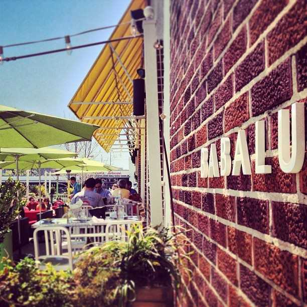 The New York Times made a tour through Fondren and suggested sitting on the patio at Babalu, which is also something 16 WAPT's Facebook fans enjoy doing.