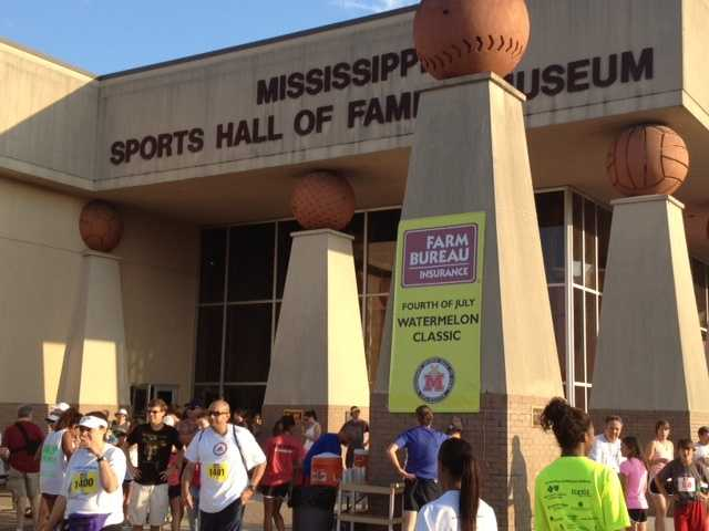 The annual holiday favorite is a fundraiser for the Mississippi Sports Hall of Fame, which is a non-profit organization.
