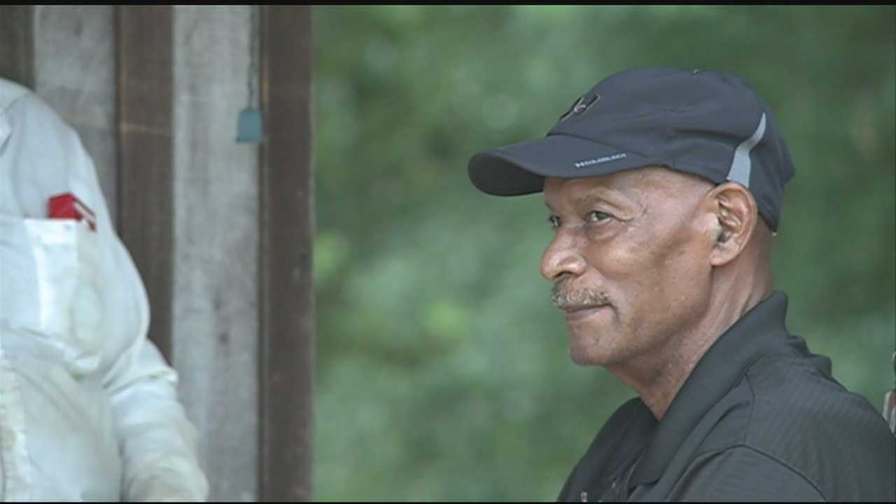 Pro Football Hall of Fame member Willie Brown returns home to Yazoo City