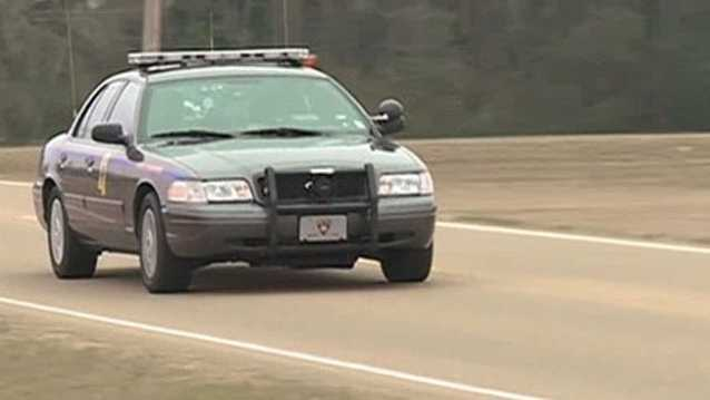 Trooper holiday enforcement