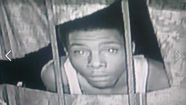Byram car burglary suspect