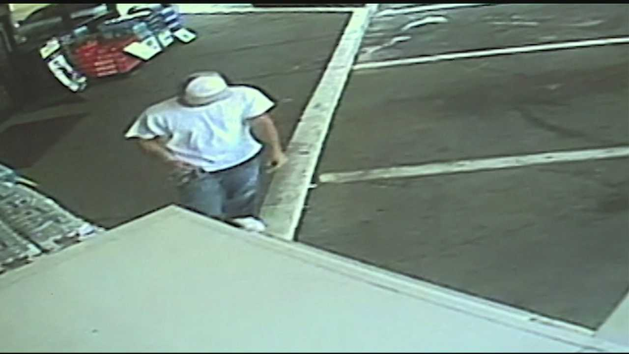 The Jackson Police Department releases surveillance video of a man they say used a stun gun during a home invasion.