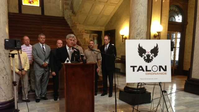 Governor on Talon