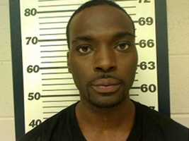 Adrian Harris, 26, of Jackson, is charged with promoting prostitution.