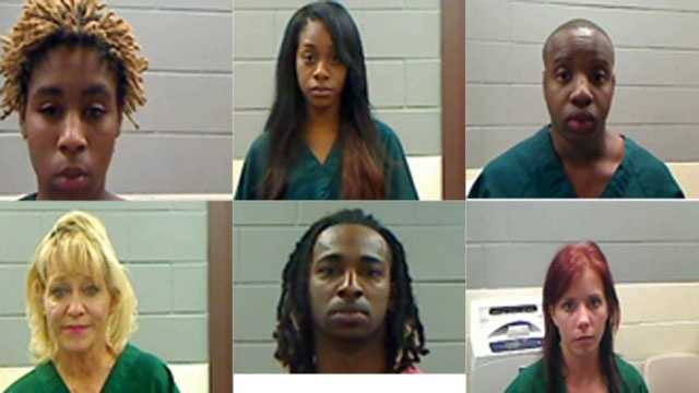 The Rankin County Sheriff's Office, the Attorney General's Office and the Pearl Police Department join the FBI in a nationwide prostitution sting. During a two-day operation, July 25-26, 14 arrests were made in the county.