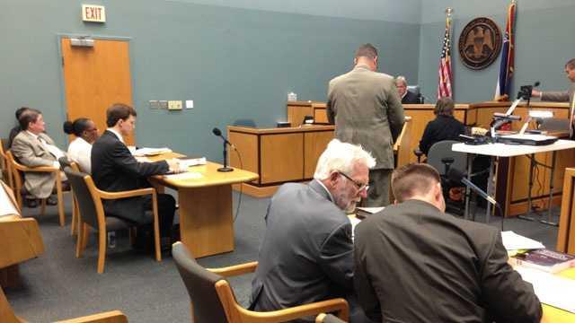 Easley trial