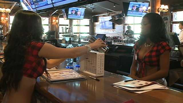 The restaurant on the I-55 frontage road will serve food and drinks within a lodge atmosphere.