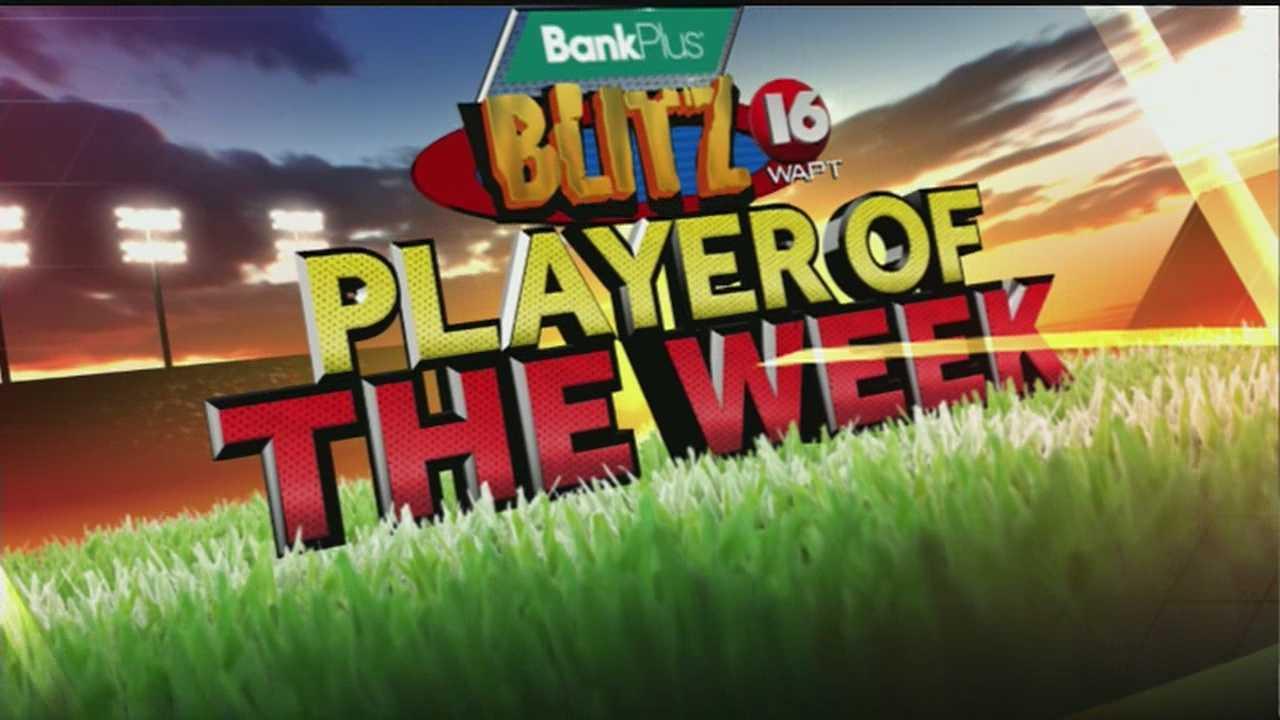 Brandon running back Devin Wilson named the BankPlus, Bltiz 16 Metro Player of the Week