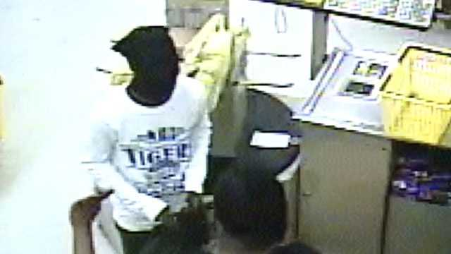 Anyone with information about the robbery is asked to call Crime Stoppers at 601-355-TIPS.