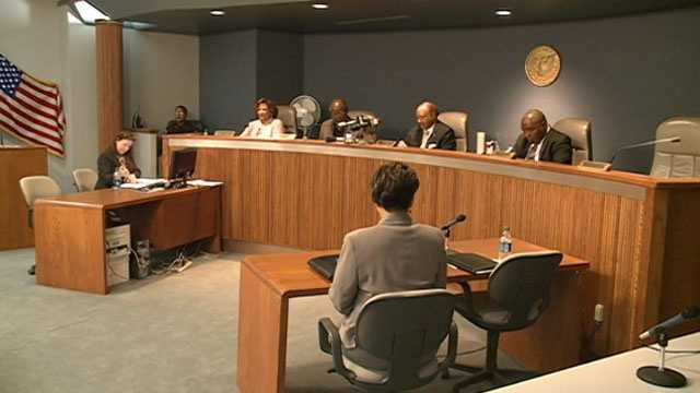 Hinds County Board of Supervisors