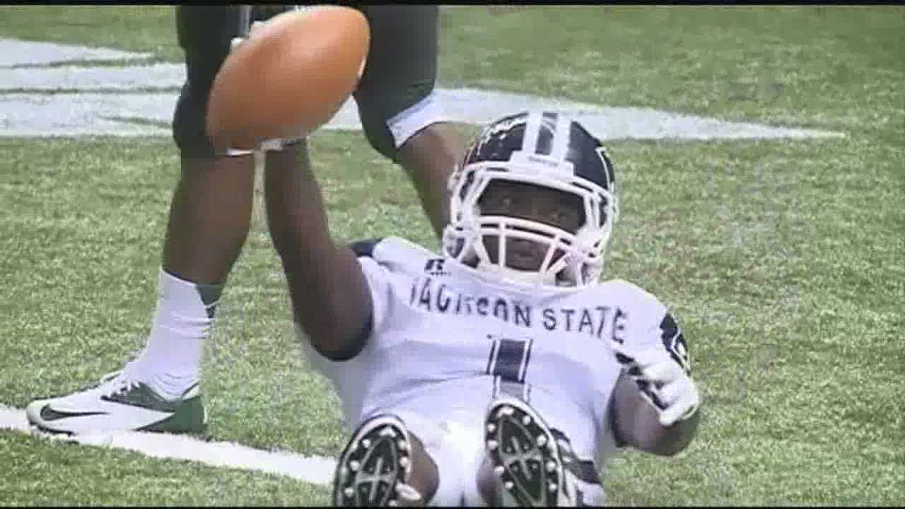 JSU kicked off their season against Tulane at the Superdome in New Orleans, Tulane won 34-7.