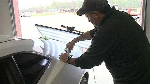 Body Shop car repair