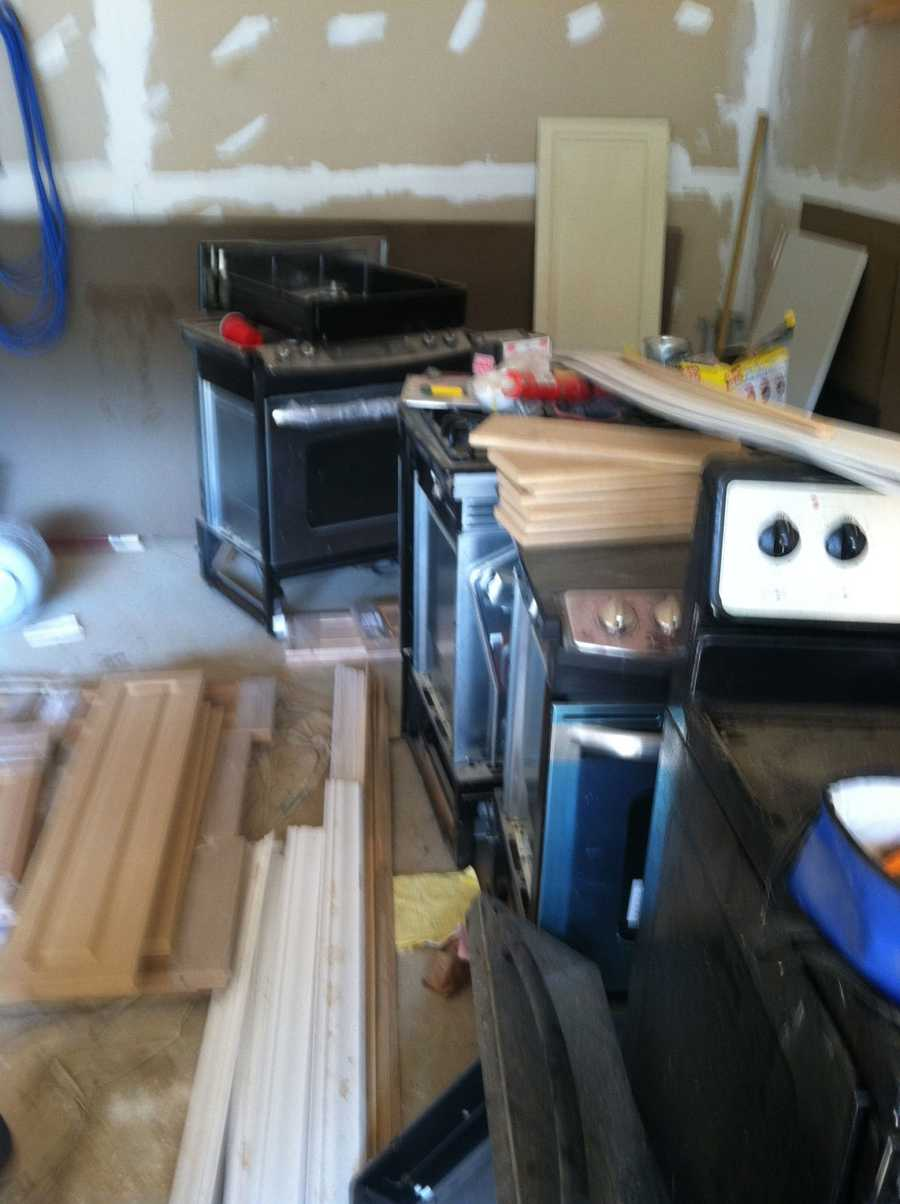 The Rankin and Hinds counties' sheriff's departments recovered the appliances, including refrigerators, dishwashers and air conditioning units this week at 761 Wingfield St. in Jackson, authorities said.