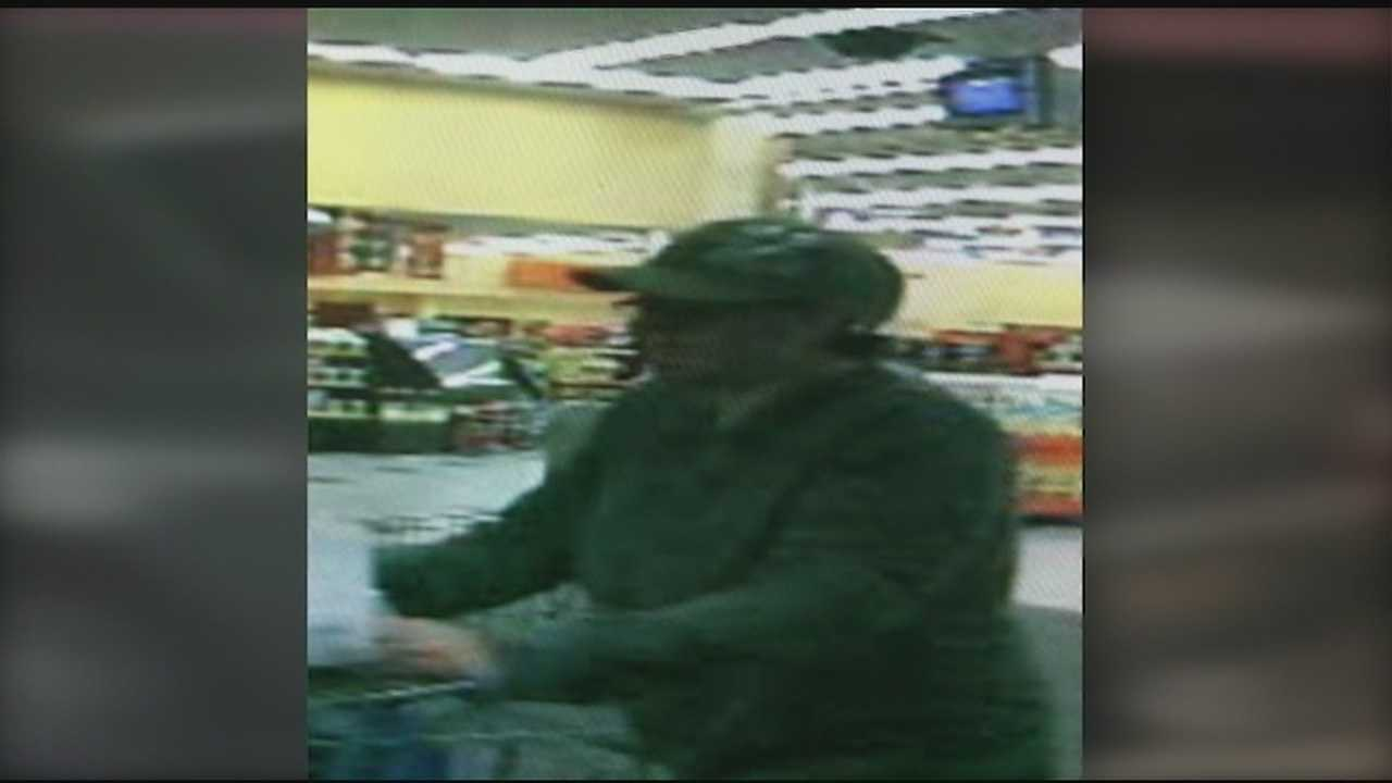 Auto burglaries suspect