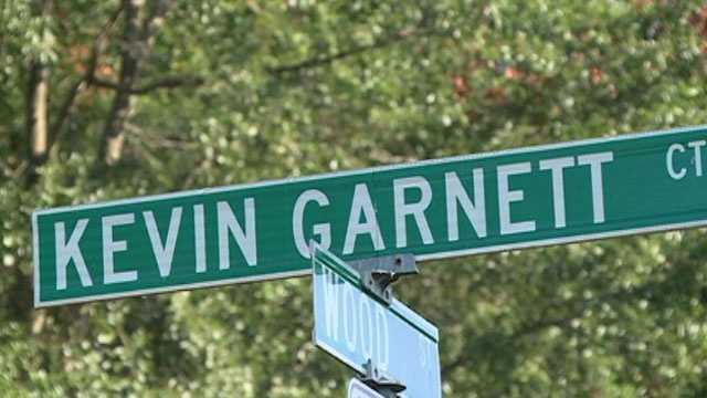 Kevin Garnett Court