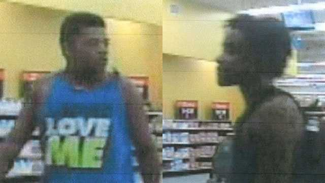 Suspected tablet thieves