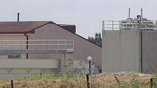 Jackson water treatment plant