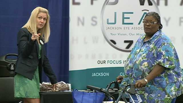 There was a big turnout Thursday at the Trade Mart for annual Senior Wellness Fest.