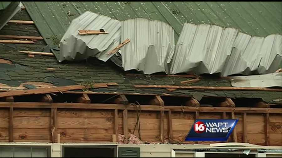 Weather officials confirmed five tornadoes hit Mississippi during storms that crossed the state over the weekend.
