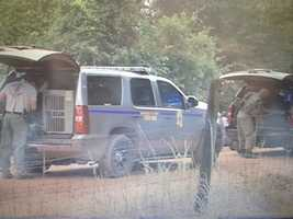 MHP's SWAT team was at the scene as negotiations continued.