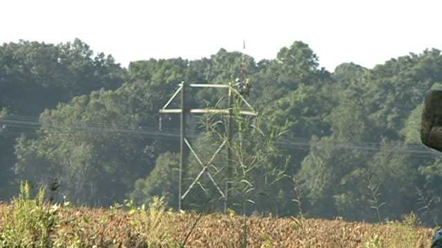 The linemen are trained to fix dangerous, charged power lines.
