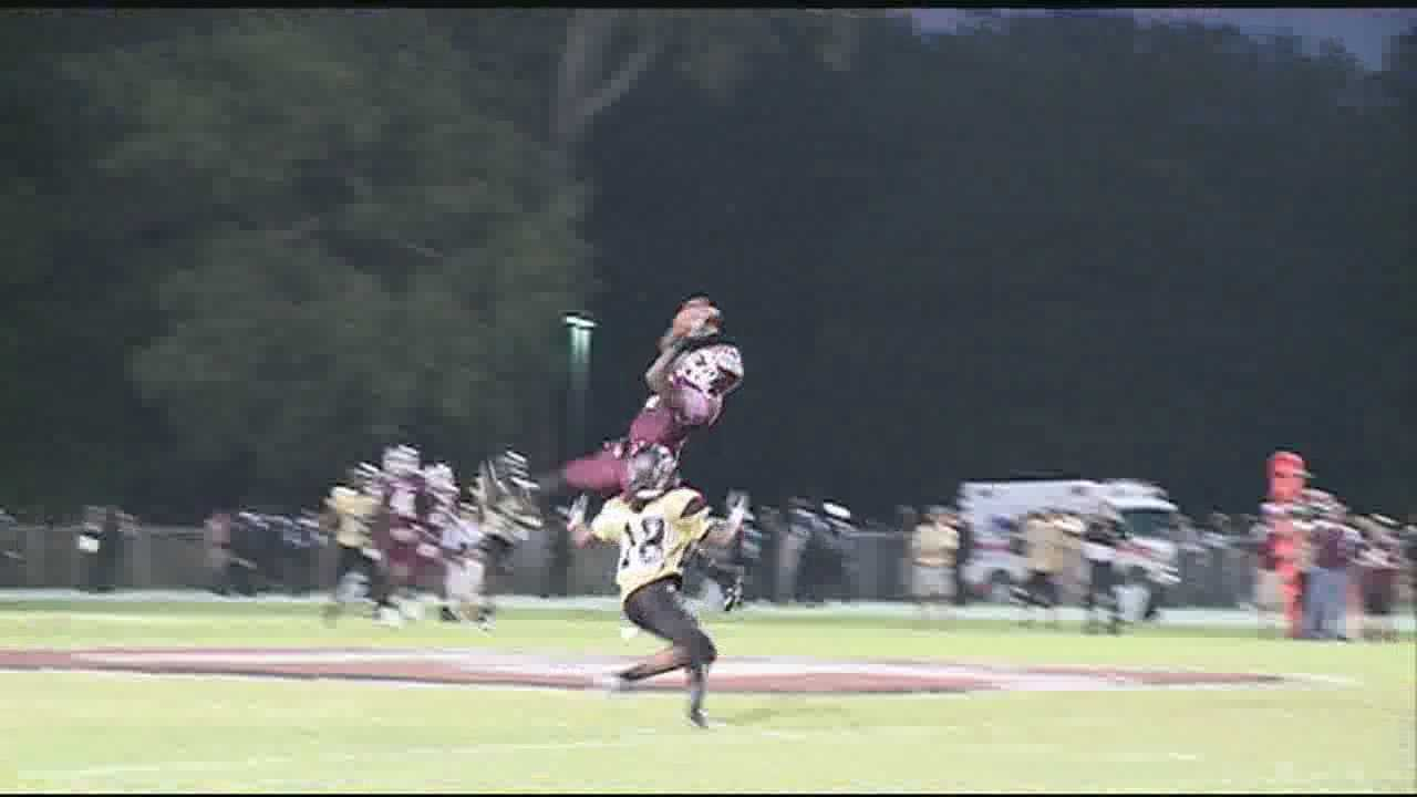 East Central 14, Hinds 48