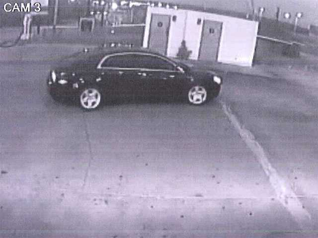 The second is a dark-colored newer model passenger car, police said. Anyone with information about the case is asked to call Crime Stoppers at 601-355-TIPS.