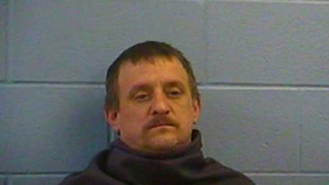 Matthew Benway, 43, of Vicksburg, is charged with sale of cocaine.