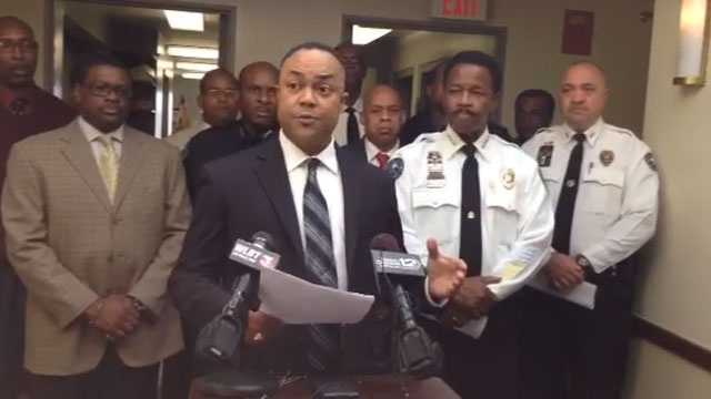 Hinds County District Attorney Robert Smith