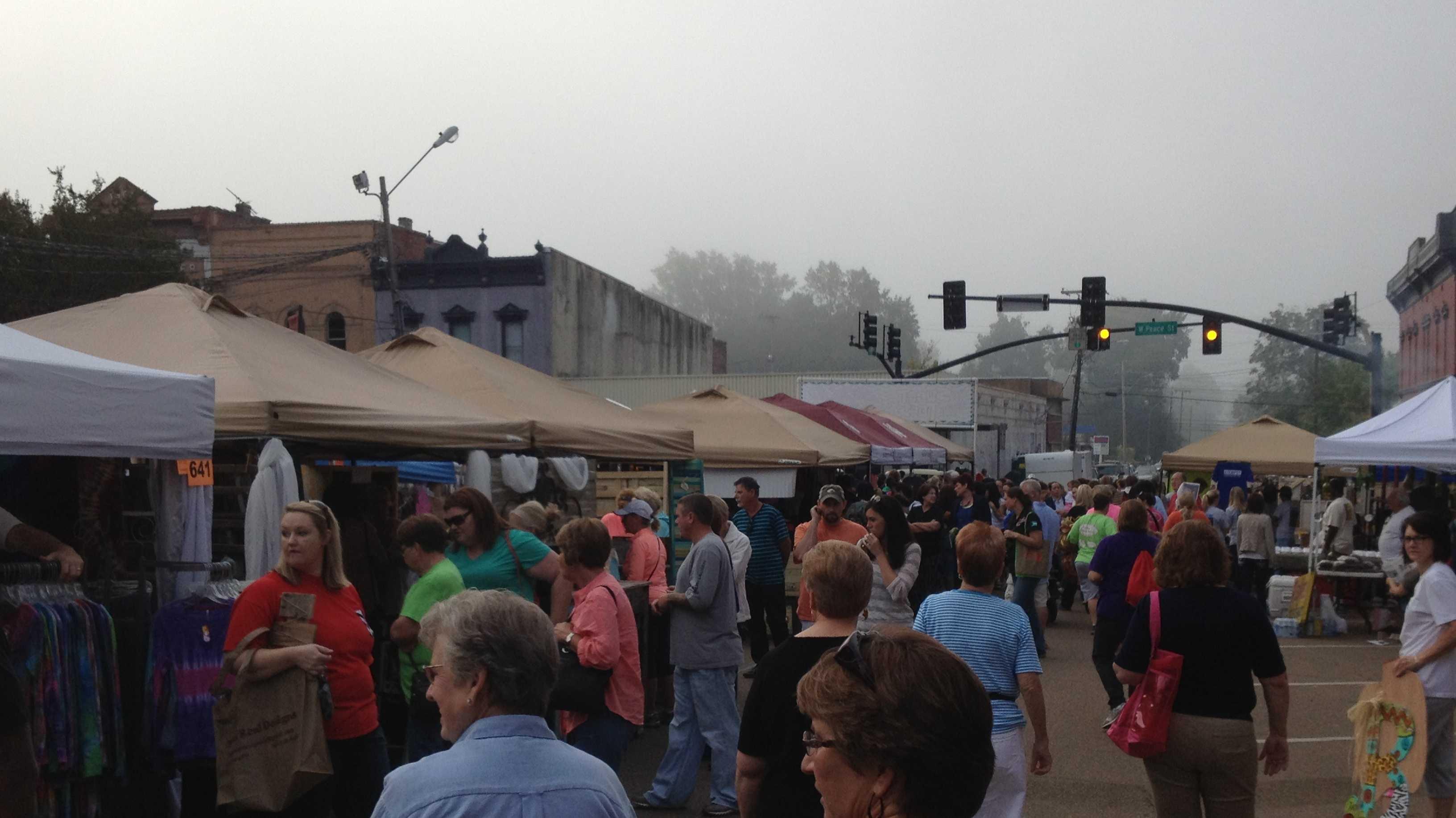 Canton Flea market 3