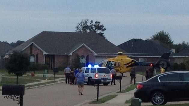 Investigators say a father-in-law shot his son-in-law during an altercation Tuesday in Rankin County.