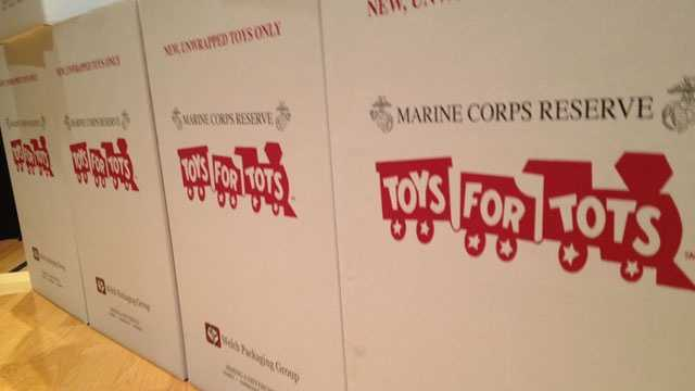 Toys For Tots Advertisement : Toys for tots kicks off in jackson