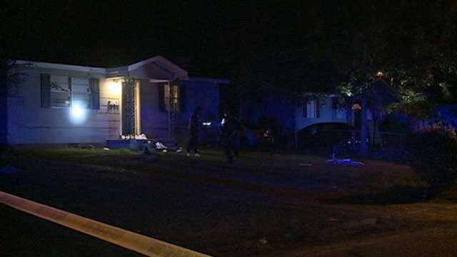 kids shot on camille drive