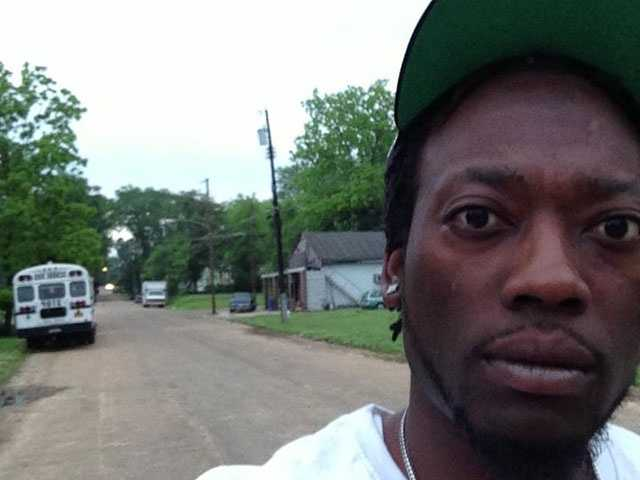 The bodies of Eldra Gibson, Ashley Taylor and Sharrod Brown were found Thursday morning at a house on Moon Street. A couple of hours later, the body of Jerome Wilson was found in the house next door.