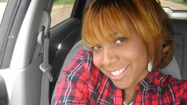 Ashley Taylor was the girlfriend of one of the two men killed in the first house on Moon Street, friends and family members say.