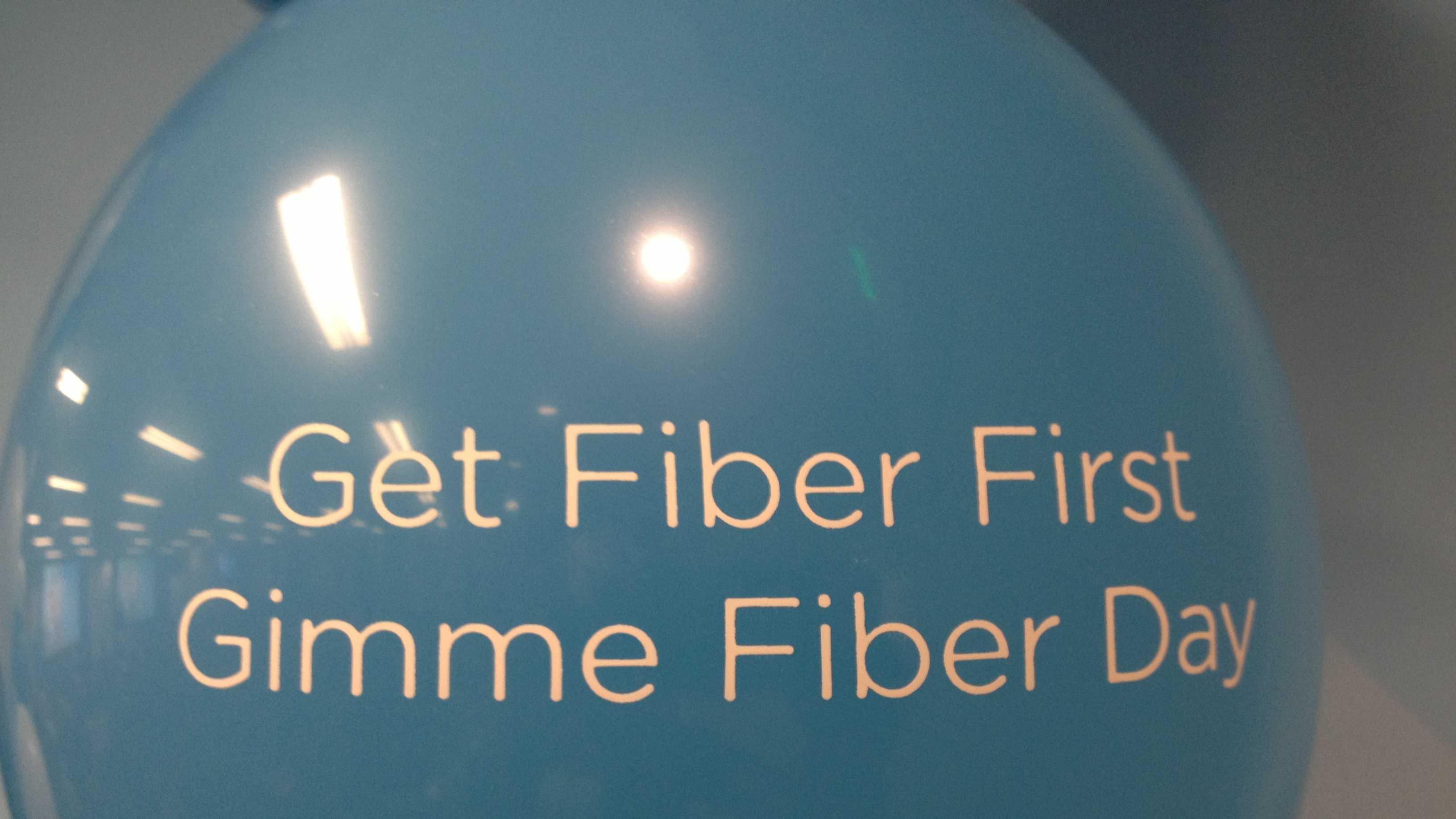 Gimme fiber