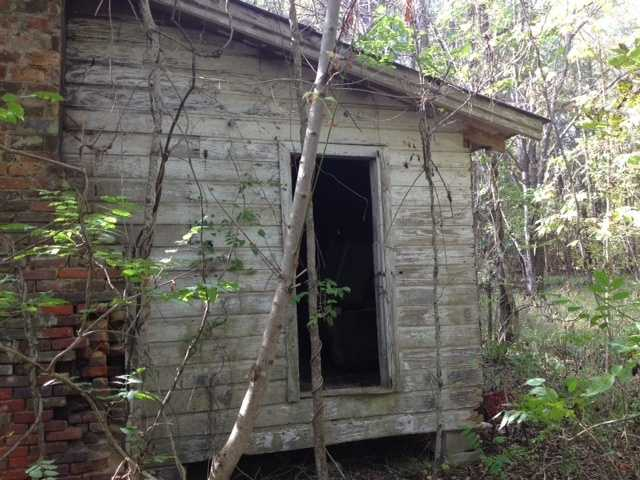 The bodies were found in an old house off Shelby Road.