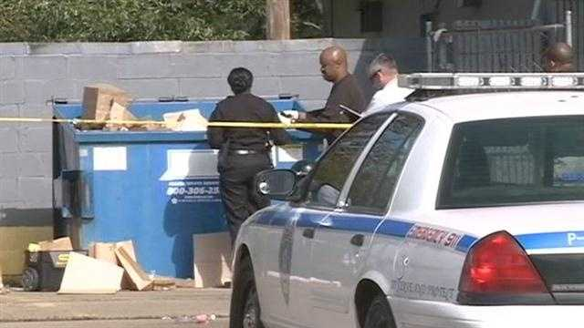 Police on Monday collected bloody clothes and other evidence linked to the family's disappearance. The items were found in a dumpster outside a south Jackson gas station.