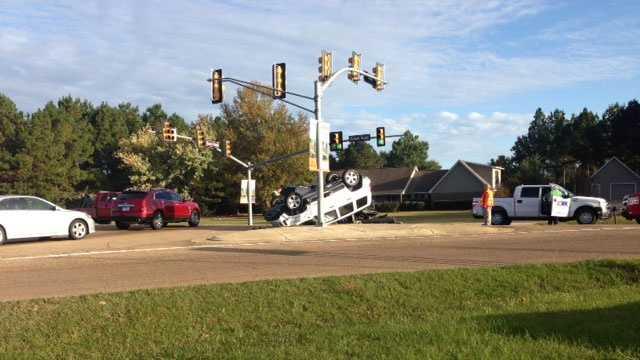 Byram Siwell Road crash