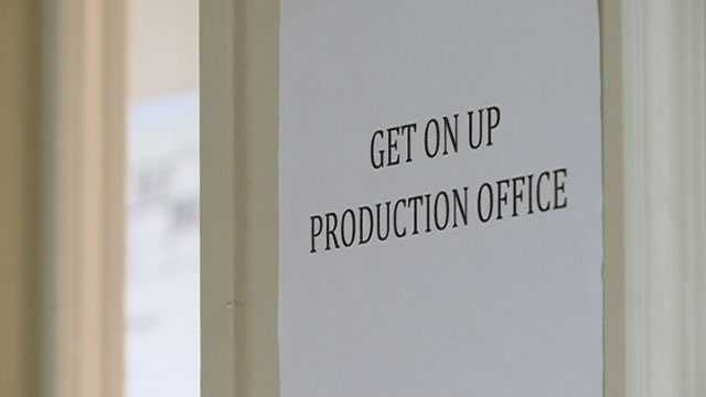Get on Up production office