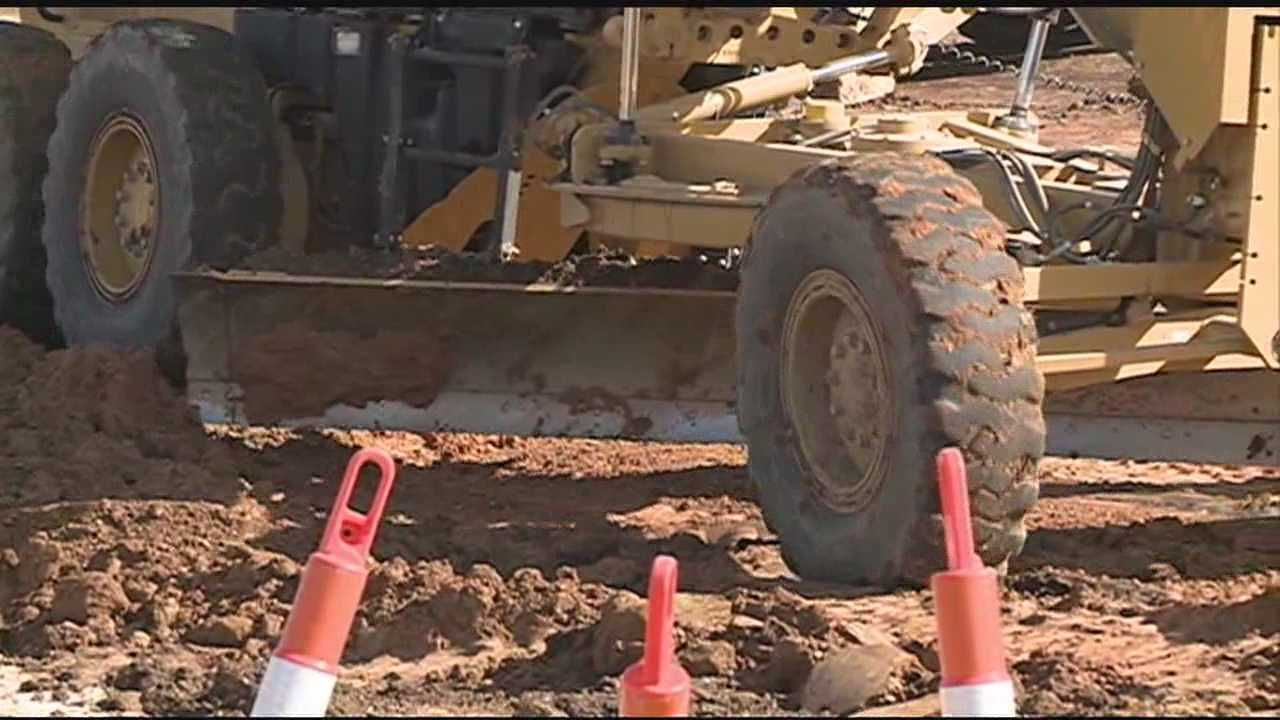 Road construction funding debate heats up