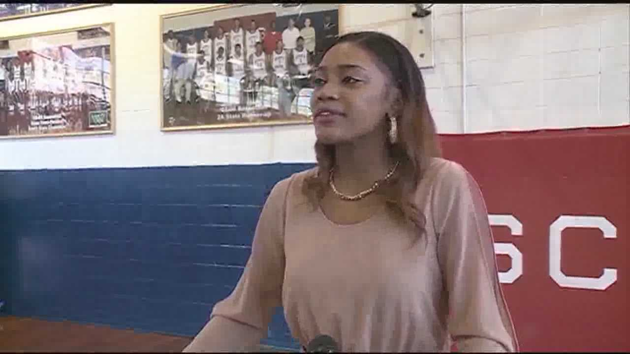 Victoria Vivians, the top recruit in the state of Mississippi chooses MSU, while JPS stars Jacob Ivory of Murrah and Teddy Scott of Provine select Middle Tennessee State and Jackson State respectively
